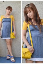 blue baby dress tutuban dress