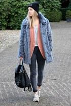 periwinkle coat