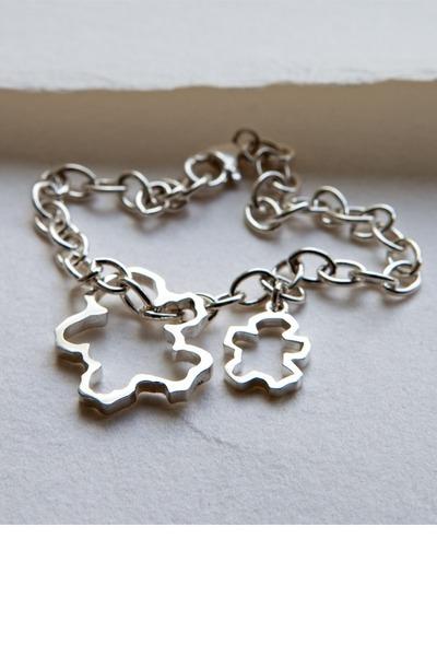 jizo & chibi bracelet