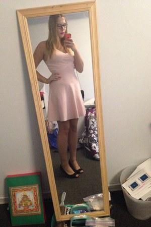 light pink Guess dress