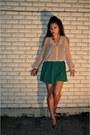 Forever21-skirt-forever21-blouse