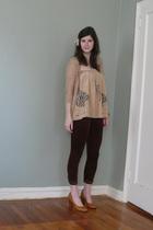 Jcrew sweater - C Label shoes - Jcrew pants - Corey Lynn Calter skirt