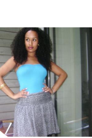 aa blouse - Express skirt