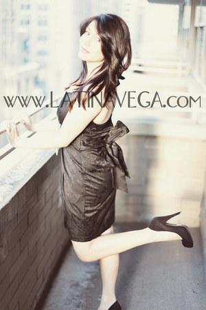 Charlotte Russe shoes - Marchells dress