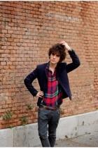 Ralph Lauren blazer - H&M jeans