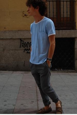 APC t-shirt - vintage pants