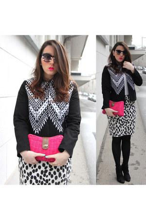 black H&M Trend jacket