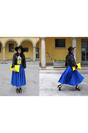 H&M hat - asos skirt