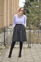 light purple Topshop jumper