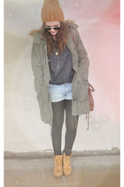 parka H&M jacket