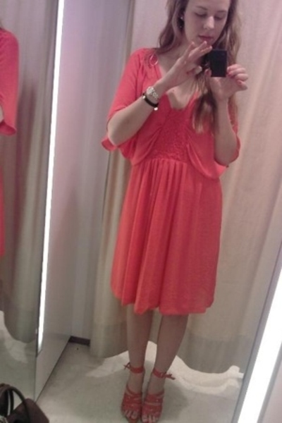 Zara shoes - Zara dress