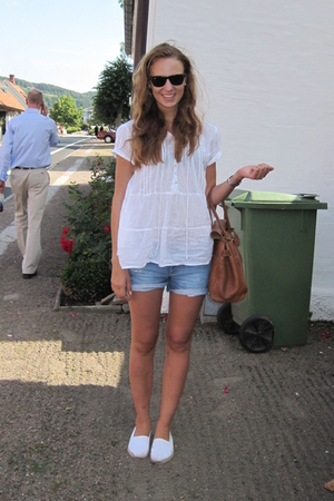 Zara shirt - Zara shorts