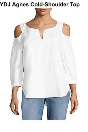 NYBJ Agnes blouse