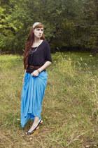 Ebay skirt - American Eagle blouse