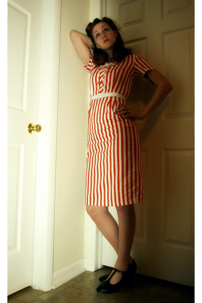 red Bettie Page Clothing dress