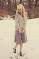 modcloth shirt - modcloth skirt