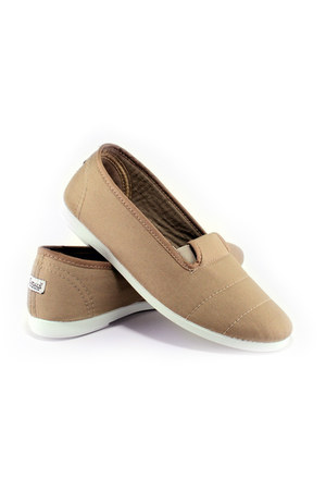 cotton canvas KANDALS shoes