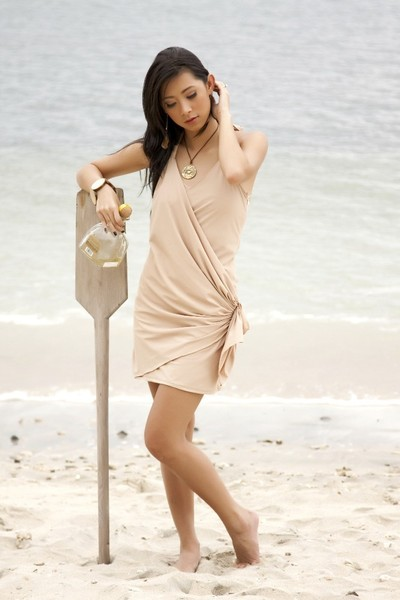 Moonshine dress