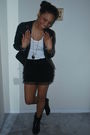 Black-calvin-klein-jacket-white-american-eagle-shirt-black-forever-21-skirt-