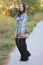asos jacket - Rebecca Minkoff bag - asos belt
