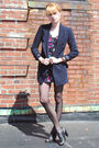 Forever-21-dress-forever-21-shoes-vintage-intimate-blazer