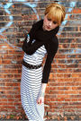 Deena-ozzy-shoes-h-m-scarf-forever-21-dress-icelandic-accessories