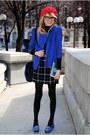 Vintage-hat-vintage-shoes-urban-outfitters-coat-vintage-skirt