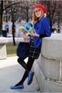 Vintage-shoes-urban-outfitters-coat-vintage-hat-vintage-skirt