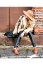 Vintage-shoes-h-m-pants-vintage-jacket