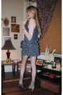 Vintage-boots-h-m-skirt-h-m-via-thrift-town-vest-beige-h-m-blouse