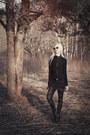 Black-forever-21-dress-black-faux-leather-h-m-leggings