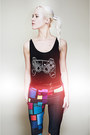 Black-custom-made-level1ee-top-tetris-romwe-leggings-lindex-hair-accessory