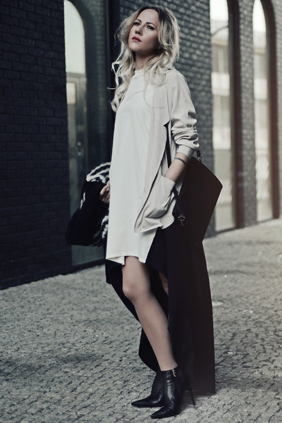Dealsale-dress-wool-zara-coat-beige-carine-roitfeld-blazer