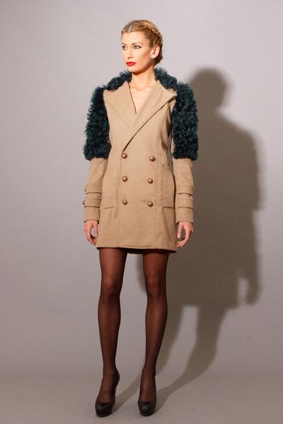 Kahri by KahriAnne Kerr coat
