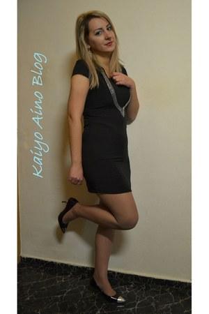 Lovelyshoes heels - silver Bellast earrings