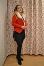 Leather-oasap-boots-oasapcom-leggings-oasapcom-cardigan