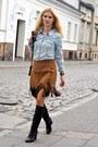Reserved-shirt-sheinside-skirt