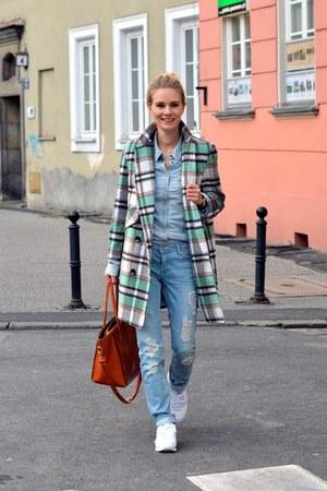 OASAP coat - style moi jeans