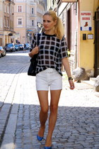 Lovely whole sale blouse - Lovely whole sale shorts