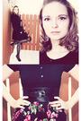 Twinkle-dolls-dress-black-rickis-fashion-tights-black-aldo-shoes-black-jac