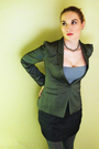 Gray-promod-jacket-gray-h-m-skirt-gray-freepeople-top