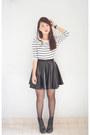 Black-drmartens-boots-black-leather-diy-handmade-skirt