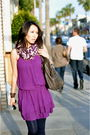Tomimito-scarf-zara-shoes-tomimito-leggings-unknown-brand-dress-chloe-pu