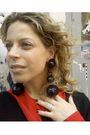 Black-juicy-couture-leggings-black-juicy-couture-vest-red-celine-blouse-bl