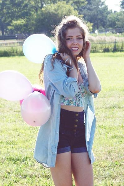 Zara top - Zara blouse
