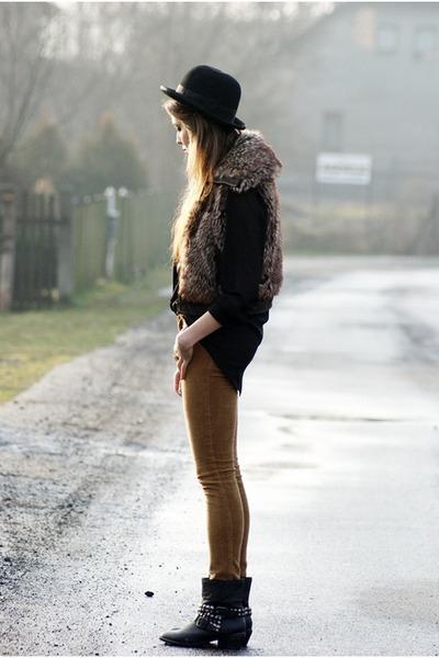 blink shoes - ClubCouture shirt - Cubus pants
