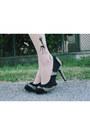 Hawaii-print-lovestruck-dress-zombie-i-love-sexy-heels