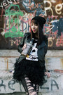 Black-i-love-sexy-pumps-black-misfits-choies-sweatshirt
