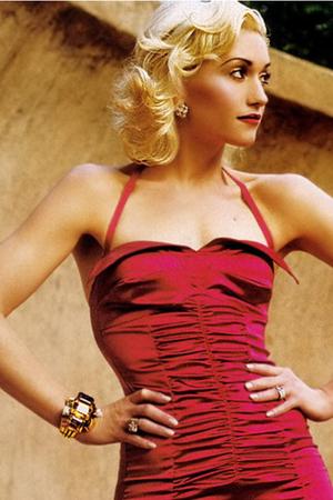 Gwen Stefani Inspiration