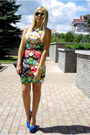 Sheinside-dress-zara-blazer-asos-heels